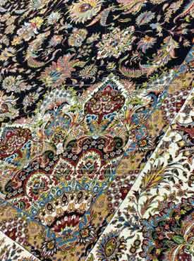 شانه فرش چیست؟ تراکم فرش چیست؟