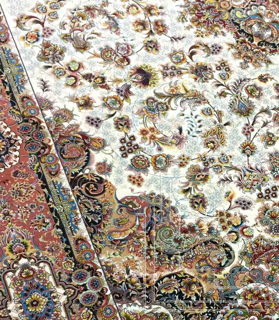 فرش مشهد کرمی