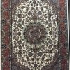 فرش مشهد کد 852134 کرمی