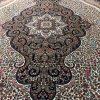 فرش مشهد کد 87120 کرمی