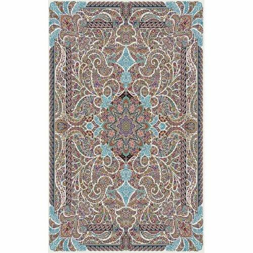 فرش نگین مشهد ۷۰۰ شانه کد ۷۰۰۰۵ کرمی