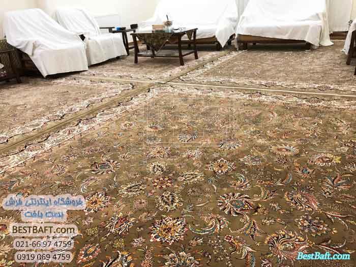 قیمت فرش مشهد ماشینی