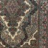 فرش مشهد کد 85112 کرمی 500 شانه