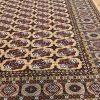 فرش ترکمن نخودی 1000 شانه