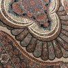 فرش زمرد مشهد کد 10002 کرم 1000 شانه