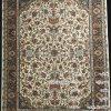 مشخصات، قیمت و خرید فرش کاشان افشان ماهور کرم 1200 شانه