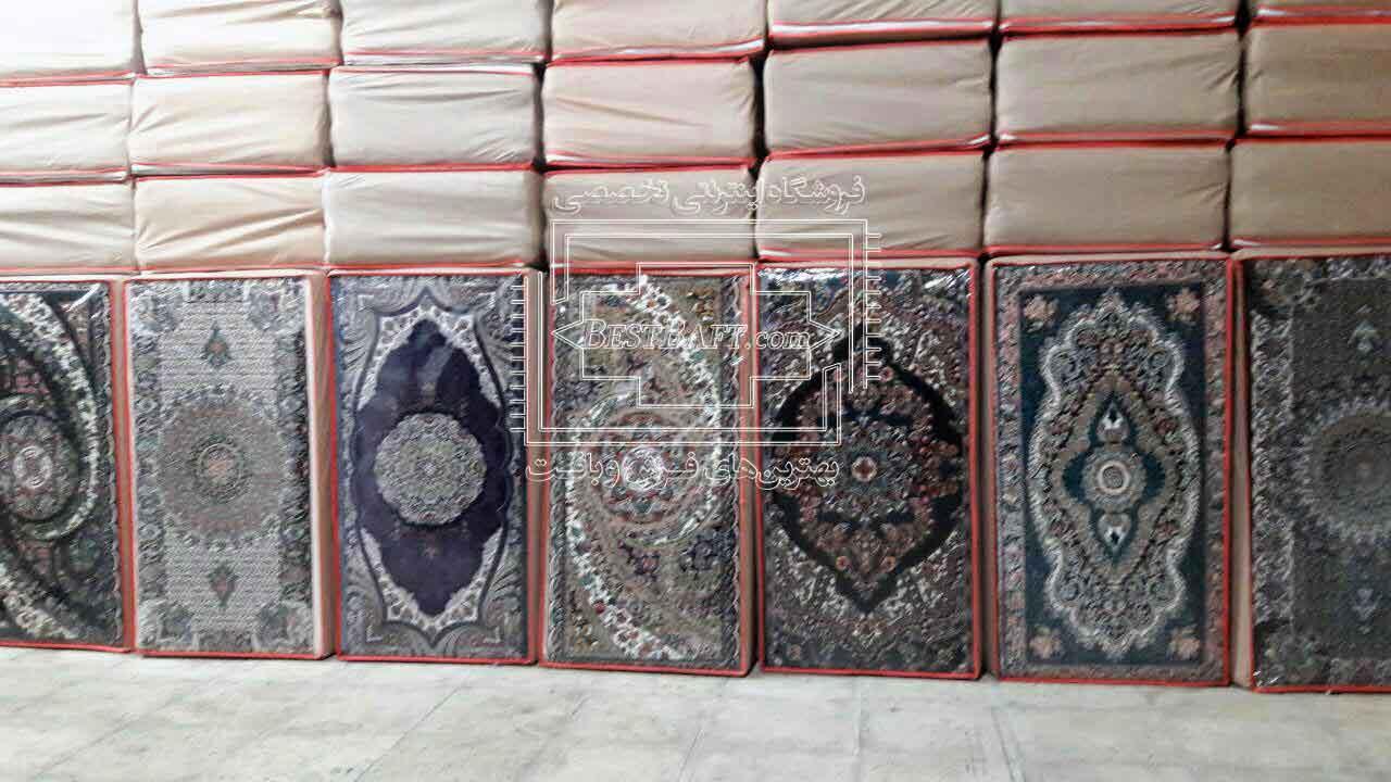 فروشگاه اینترنتی فرش سنتی خرید پشتی سنتی