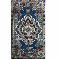 پشتی سنتی ایرانی سرمه ای 1020 (1)