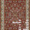 مشخصات، قیمت و خرید فرش مشهد کد 801030 لاکی 1000شانه