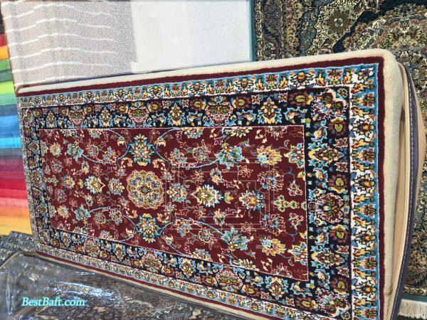 پشتی سنتی افشان کد2591 فرش نگین مشهد لاکی