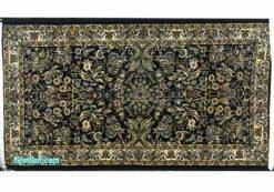 پشتی سنتی سرمهای کد 1203 نگین مشهد