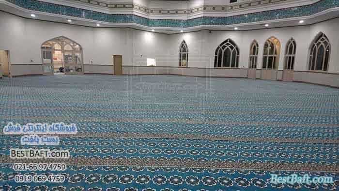 فرش سجاده ای نگین مشهد