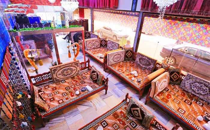 فروشگاه-سفره-خانه-سنتی-پشتی