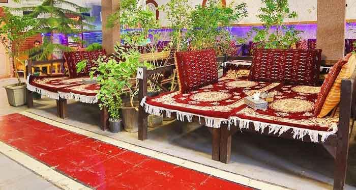 پشتی-سفره-خانه-سنتی-پشتی-ترکمن
