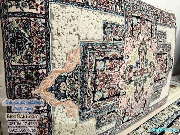 ید انواع پشتی سنتی فرشی