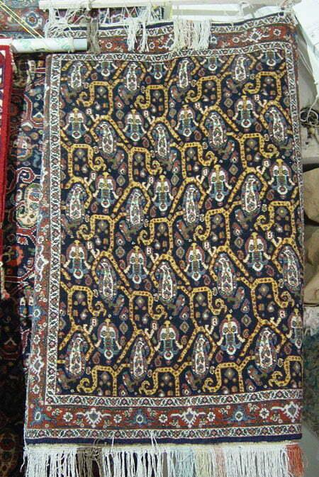 فرش بیجار قیمت فروشگاه خرید اینترنتی