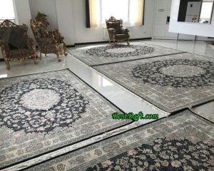فرش ۱۵۰۰ شانه تراکم ۴۵۰۰
