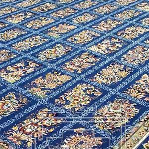 فرش زمرد مشهد 500 شانه