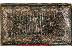 پشتی سنتی سرمهای کد 718 نگین مشهد