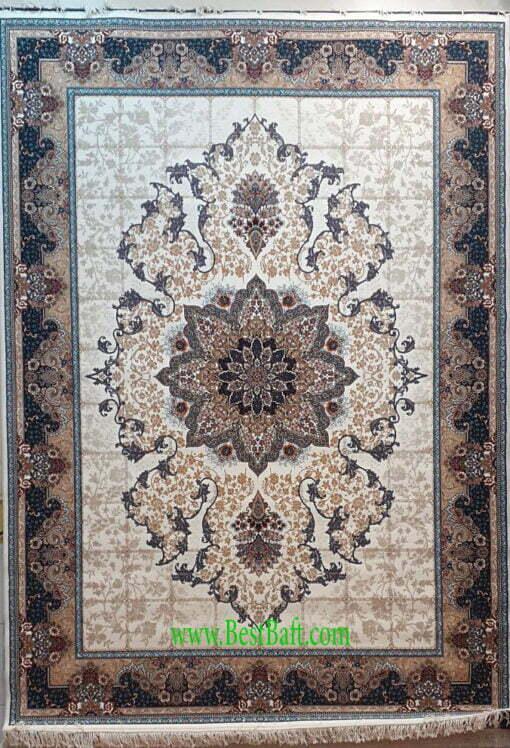 فرش مشهد ۷۰۰ شانه تراکم 2100