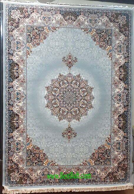 فرش مشهد ۷۰۰ شانه کد ۸۷۲۳۶۵ فیلی