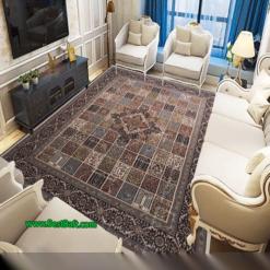 فرش 700 شانه زمرد