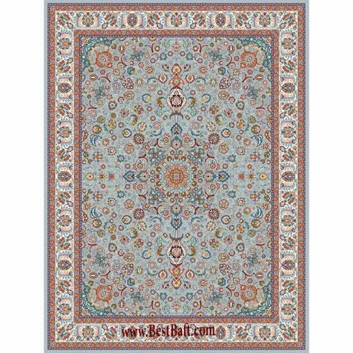 فرش مشهد ۷۰۰ شانه کد ۷۲۲۱۳۳ طوسی