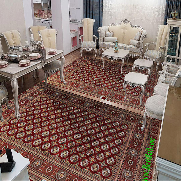 فرش مشهد 700 شانه