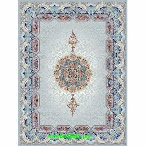 فرش مشهد ۷۰۰ شانه کد ۷۲۲۲۱۸ طوسی
