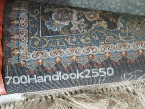 فرش کاشان ۷۰۰ شانه تراکم 2500