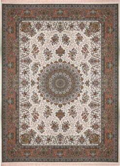 فرش 1500 شانه زمرد مشهد