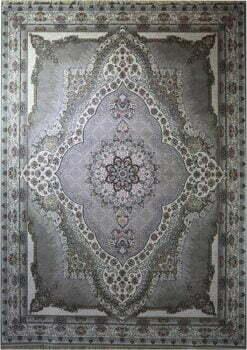 فرش زمرد 1200 شانه برجسته
